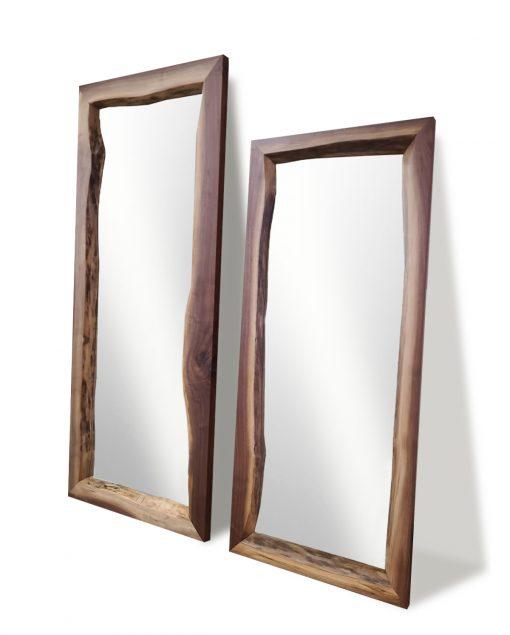 Custom_Live edge mirrors_ISA_International