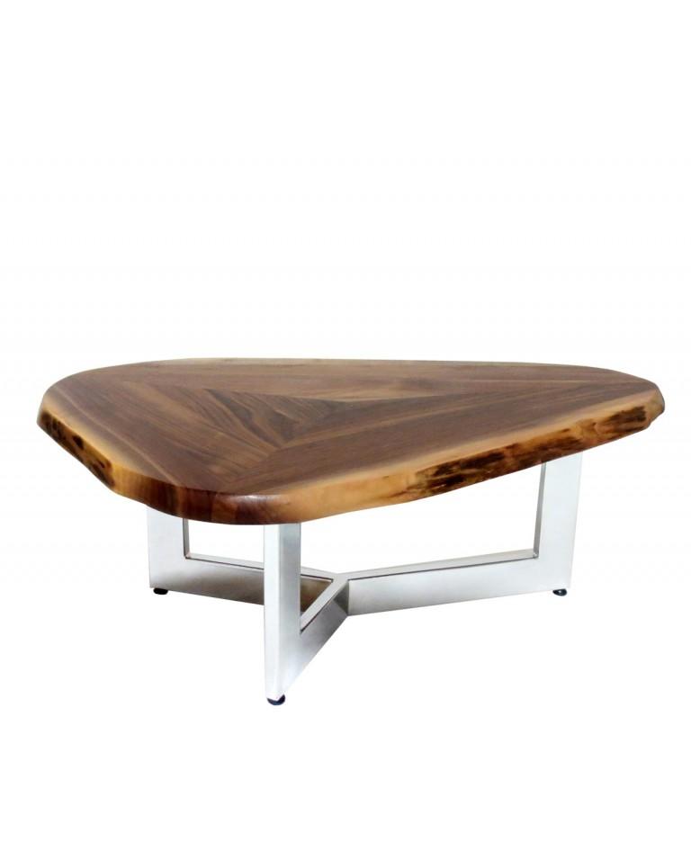 Custom_Walnut_Triangle_Table_Top_ISA_International