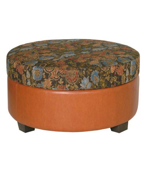 custom_round_ottoman_stool_isa_international