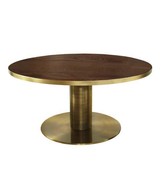 Custom_Antique_Brass_Round_Table_ISA_International