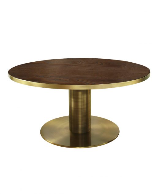 Custom_Antique_Brass_Round_Table_ISA_International