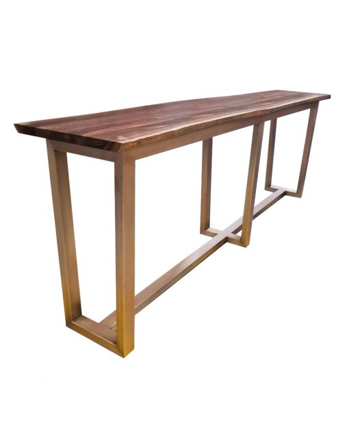 Custom_Solid wood table_ISA_International