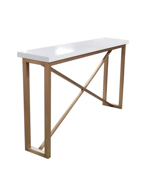 Custom Stone Table With Metal Base_ISA_International4